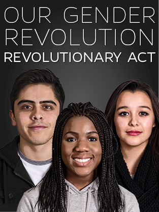 Our Gender Revolution Photo