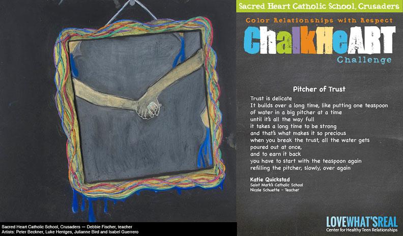 Pitcher of Trust