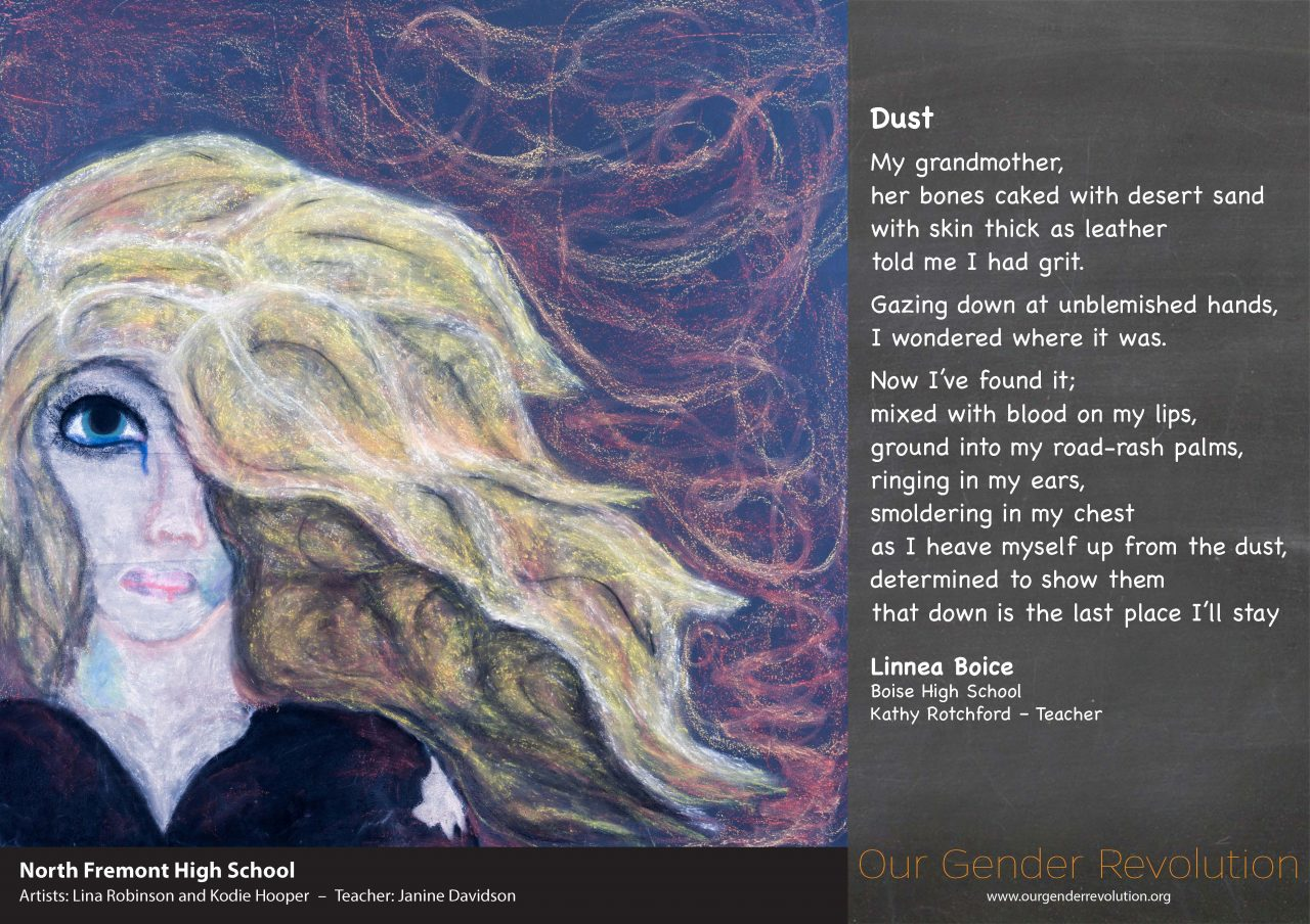North Fremont High School - Dust by Linnea Boice