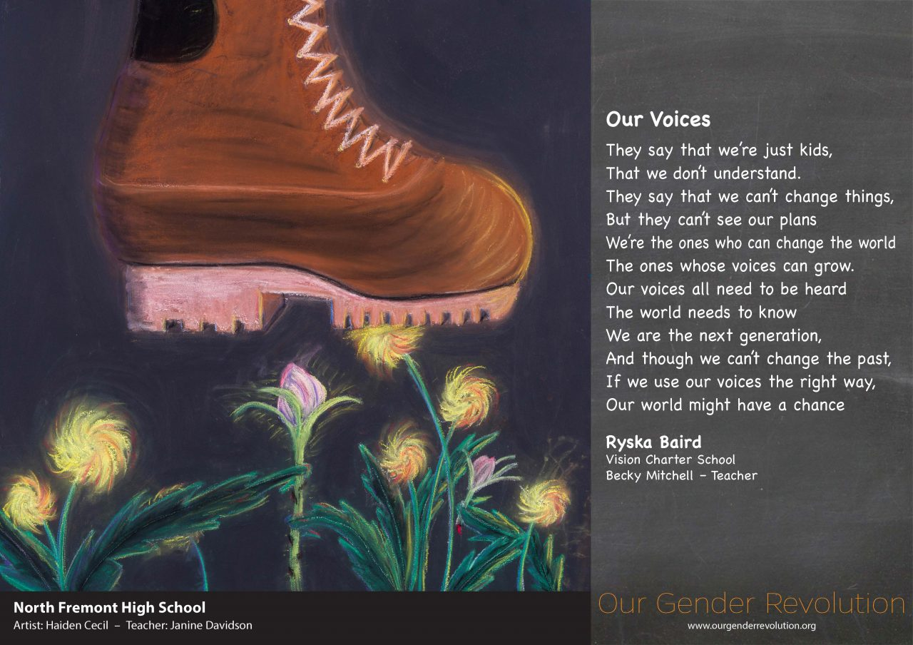 North Fremont High School - Our Voices by Ryska Baird
