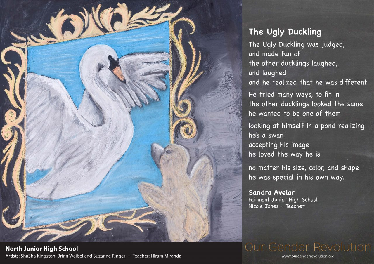 North Junior High - The Ugly Duckling by Sandra Avelar
