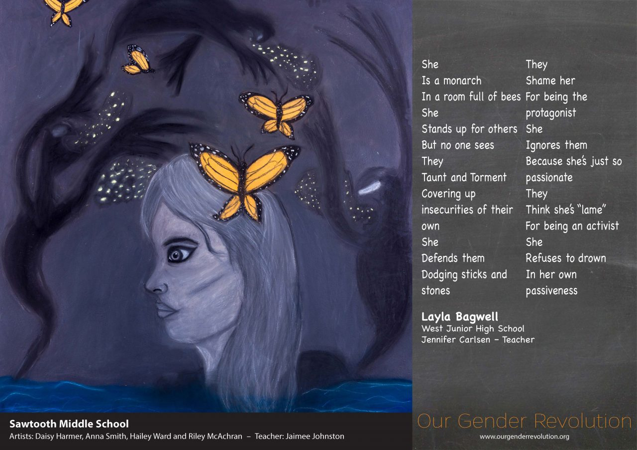 Sawtooth Middle School - Untitled by Layla Bagwell