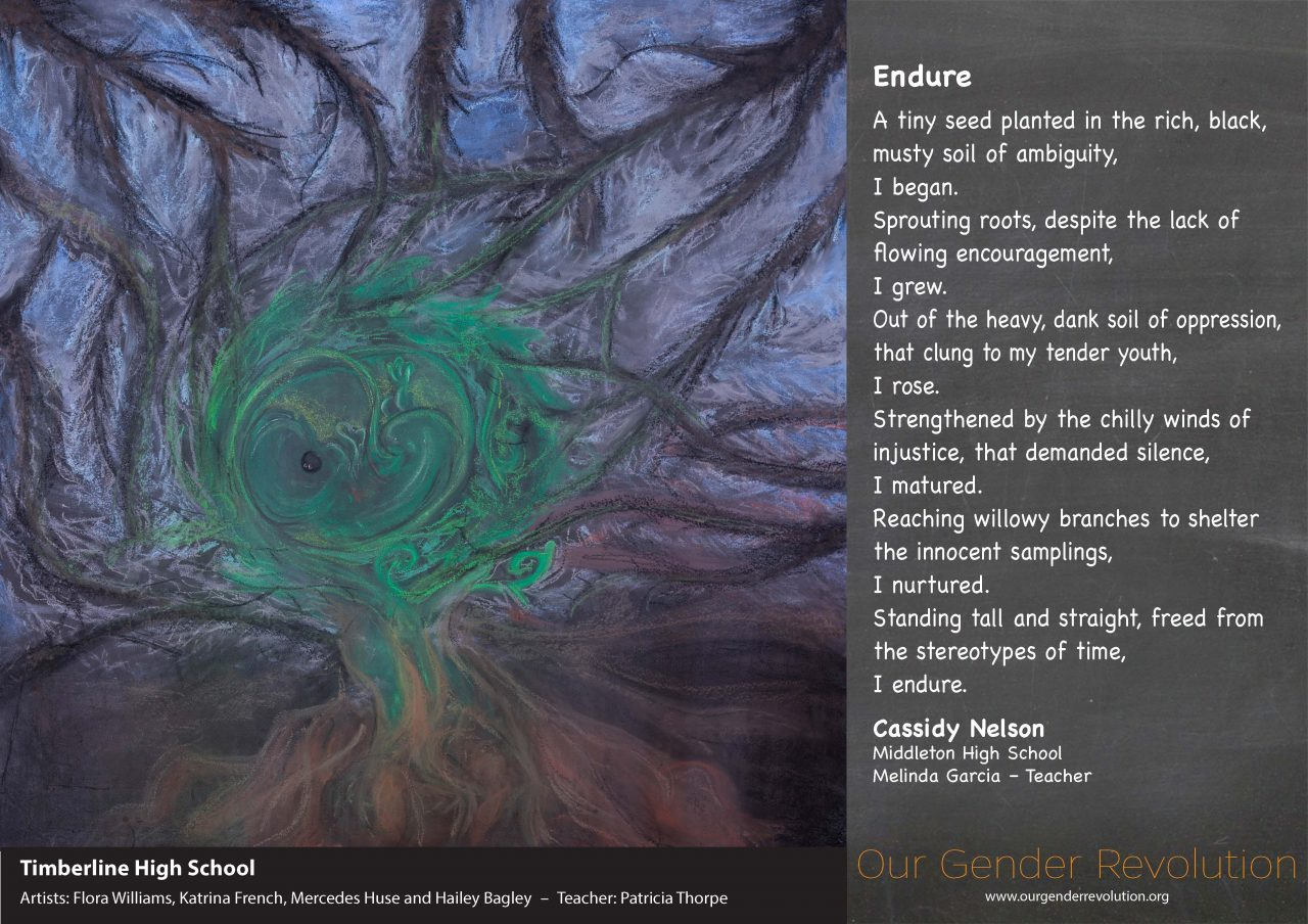 Timberline High School - Endure by Cassidy Nelson